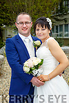 Fiona McGlynn and David O'Sullivan were married at St Mary's Church, Knocknagoshel by Fr. Mangan on Friday 28th April 2017 with a reception at the Earl of Desmond Hotel