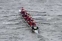 Crew: 125  Kings College Sch  Event: J15 CHAMP eights<br /> <br /> Schools' Head of the River 2017<br /> <br /> To purchase this photo, or to see pricing information for Prints and Downloads, click the blue 'Add to Cart' button at the top-right of the page.