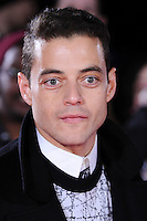 Rami Malek<br /> at the &quot;Lost City of Z&quot; premiere held at the British Museum, London.<br /> <br /> <br /> &copy;Ash Knotek  D3229  16/02/2017
