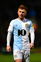 Blackburn Rovers' Harrison Reed looks on<br /> <br /> Photographer Richard Martin-Roberts/CameraSport<br /> <br /> The EFL Sky Bet Championship - Blackburn Rovers v West Bromwich Albion - Tuesday 1st January 2019 - Ewood Park - Blackburn<br /> <br /> World Copyright &not;&copy; 2019 CameraSport. All rights reserved. 43 Linden Ave. Countesthorpe. Leicester. England. LE8 5PG - Tel: +44 (0) 116 277 4147 - admin@camerasport.com - www.camerasport.com