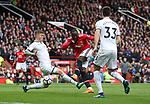 310318 Manchester Utd v Swansea City