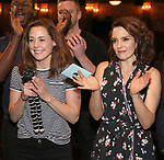 "during the Actors' Equity Opening Night Gypsy Robe Ceremony honoring Brendon Stimson for ""Mean Girls"" at the August Wilson Theatre Theatre on April 8, 2018 in New York City."
