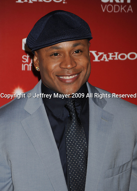 WEST HOLLYWOOD, CA. - November 18: LL Cool J arrives at the US Weekly's Hot Hollywood 2009 at Voyeur on November 18, 2009 in West Hollywood, California.