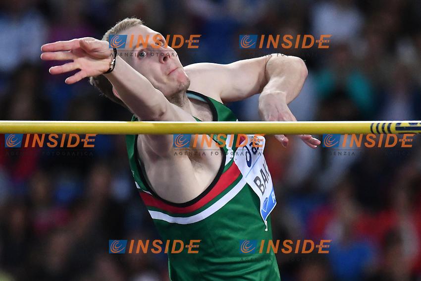 Chris BAKER GBR High Jump <br /> Roma 02-06-2016 Stadio Olimpico <br /> IAAF Diamond League Golden Gala <br /> Atletica Leggera<br /> Foto Andrea Staccioli / Insidefoto