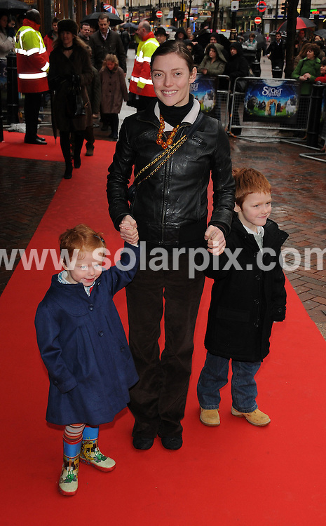 **ALL ROUND PICTURES FROM SOLARPIX.COM**.**WORLDWIDE SYNDICATION RIGHTS**.UK Charity Premiere of The Secret of Moonacre, held at the the Vue Cinema, Leicester Square. London, UK. 25th January 2009...This pic: Camilla Rutherford..JOB REF: 8316 BTT     DATE: 25_01_2009.**MUST CREDIT SOLARPIX.COM OR DOUBLE FEE WILL BE CHARGED* *UNDER NO CIRCUMSTANCES IS THIS IMAGE TO BE REPRODUCED FOR ANY ONLINE EDITION WITHOUT PRIOR PERMISSION*