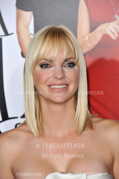 "Anna Faris at the Los Angeles premiere of her new movie ""What's Your Number?"" at the Regency Village Theatre, Westwood..September 19, 2011  Los Angeles, CA.Picture: Paul Smith / Featureflash"