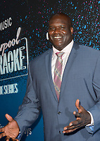 Shaquille O'Neal at the launch party for Apple Music's &quot;Carpool Karaoke: The Series&quot; at Chateau Marmont, West Hollywood, USA 07 Aug. 2017<br /> Picture: Paul Smith/Featureflash/SilverHub 0208 004 5359 sales@silverhubmedia.com