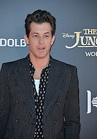 LOS ANGELES, CA. April 4, 2016. Musician Mark Ronson at the world premiere of &quot;The Jungle Book&quot; at the El Capitan Theatre, Hollywood.<br /> Picture: Paul Smith / Featureflash