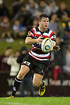 Joe Reynolds. The game of Three Halves, a pre-season warm-up game between the Counties Manukau Steelers, Northland and the All Blacks, played at ECOLight Stadium, Pukekohe, on Friday August 12th 2016. Photo by Richard Spranger.