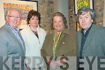 Fureys Concert:Attending the Furey Bbrothers concert at St. John's Arts and Heritage Theatre , Listowel were Kieran & Anne Moloney, Mary Doyle & Jimmy Hickey all from Listowel.