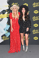 06 June 2018 - Nashville, Tennessee - Alyssa Bonagura, Ruby Stewart. 2018 CMT Music Awards held at Bridgestone Arena.  <br /> CAP/ADM/LF<br /> &copy;LF/ADM/Capital Pictures