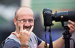 Belgische hockeyfotograaf Philippe de Putter, KBHB Belgie, hockey. COPYRIGHT KOEN SUYK