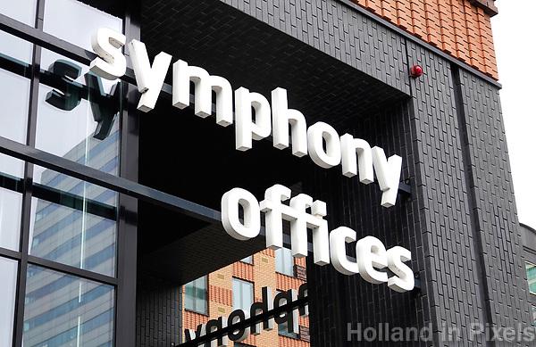 Nederland - Amsterdam - 24 maart 2018.  The Symphony Offices op de Zuidas.   Foto Berlinda van Dam Hollandse Hoogte