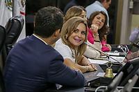 naugura la LXI Legislatura primer periodo de sesiones ordinarias de su tercer a&ntilde;o<br /> <br /> Hermosillo, Son. 1&deg; de septiembre de 2017.- La LXI Legislatura inaugur&oacute; su primer periodo de sesiones ordinarias correspondiente al tercer a&ntilde;o de ejercicio constitucional (septiembre-diciembre de 2017). La mesa directiva est&aacute; integrada por los diputados Mar&iacute;a Cristina Guti&eacute;rrez Maz&oacute;n, presidenta; Carlos Manuel Fu Salcido, vicepresidente; Karmen A&iacute;da D&iacute;az Brown Ojeda, primera secretaria; Ana Luisa Vald&eacute;s Avil&eacute;s, segunda secretaria y Jos&eacute; &Aacute;ngel Roch&iacute;n L&oacute;pez. <br /> (Foto:Nortephoto.com/congreson)