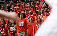 Virginia fans during the game Jan. 22, 2015, in Charlottesville, Va. Virginia defeated Georgia Tech 57-28.