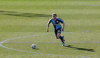 Jason McCarthy of Wycombe Wanderers in action during the Sky Bet League 2 match between Wycombe Wanderers and Mansfield Town at Adams Park, High Wycombe, England on 25 March 2016. Photo by Andy Rowland.