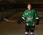 Bar Mitzvah Hockey Portraits