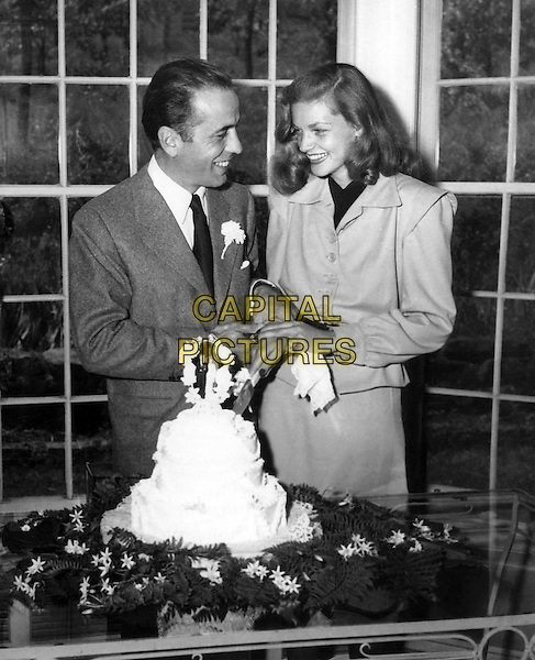 HUMPHREY BOGART & LAUREN BACALL.*Filmstill - Editorial Use Only*.CAP/PLF.Supplied by Capital Pictures.