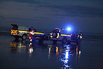 Aircraft Reported Down, Port Beach, Clogherhead, Co.Louth