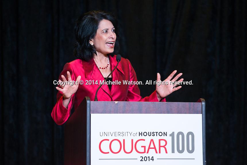 University of Houston Cougar 100 Luncheon