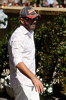 Spanish actor Antonio Banderas arrives to Maria Cristina Hotel during the 62st San Sebastian Film Festival in San Sebastian, Spain. September 20, 2014. (ALTERPHOTOS/Caro Marin) /NortePhoto.com /NortePhoto.com