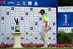 Nattavat Teepakornsukasem of Thailand tees off during the 2011 Faldo Series Asia Grand Final on the Faldo Course at Mission Hills Golf Club in Shenzhen, China. Photo by Victor Fraile / Faldo Series