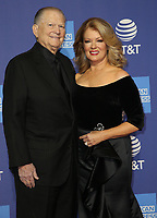 3 January 2019 - Palm Springs, California - Burt Sugarman, Mary Hart. 30th Annual Palm Springs International Film Festival Film Awards Gala held at Palm Springs Convention Center.            <br /> CAP/ADM/FS<br /> &copy;FS/ADM/Capital Pictures