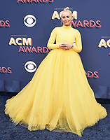 LAS VEGAS, NV - APRIL 15:  Lindsey Vonn at the 53rd Annual Academy of Country Music Awards at MGM Grand Garden Arena on April 15, 2018 in Las Vegas, Nevada. (Photo by Scott Kirkland/PictureGroup)