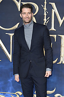 LONDON, UK. November 13, 2018: Matthew Morrison at the &quot;Fantastic Beasts: The Crimes of Grindelwald&quot; premiere, Leicester Square, London.<br /> Picture: Steve Vas/Featureflash