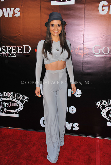WWW.ACEPIXS.COM<br /> <br /> May 4 2015, LA<br /> <br /> Danica McKellar arriving at the Los Angeles premiere of 'Where Hope Grows' at the ArcLight Cinema on May 4, 2015 in Hollywood, California.<br /> <br /> By Line: Peter West/ACE Pictures<br /> <br /> <br /> ACE Pictures, Inc.<br /> tel: 646 769 0430<br /> Email: info@acepixs.com<br /> www.acepixs.com