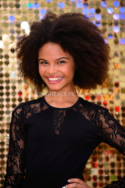 www.acepixs.com<br /> <br /> June 29 2016, London<br /> <br /> Indeyarna Donaldson-Holness arriving at the World Premiere of 'Absolutely Fabulous: The Movie' at the Odeon Leicester Square on June 29, 2016 in London, England<br /> <br /> By Line: Famous/ACE Pictures<br /> <br /> <br /> ACE Pictures Inc<br /> Tel: 6467670430<br /> Email: info@acepixs.com<br /> www.acepixs.com
