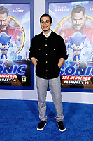 """LOS ANGELES - FEB 12:  Jake T Austin at the """"Sonic The Hedgehog"""" Special Screening at the Village Theater on February 12, 2020 in Westwood, CA"""