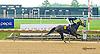 Let's Get Cracken winning at Delaware Park on 5/18/15