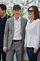 """Ron Howard & Kathleen Kennedy at the photocall for """"Solo: A Star Wars Story"""" at the 71st Festival de Cannes, Cannes, France 15 May 2018<br /> Picture: Paul Smith/Featureflash/SilverHub 0208 004 5359 sales@silverhubmedia.com"""