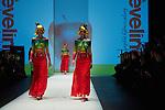 20.1.2015, Potsdam Now Fashion Week. Gezeigt werden moderne, exklusive Kollektionen führender israelischer Designerinnen und Designer. Shani Zimmerman und Zion Anava interpretieren auf sehr unterschiedliche Weise elegante Ready-To-Wear. Danach geht es weiter mit der Kollektion des ebenfalls aus Tel Aviv stammenden, seit 2014 jedoch auch in Amsterdam vertretenen Labels Frau Blau. Efrat Kalig ist berühmt für ihre eindrucksvolle Couture und bildet den Abschluss der Schauen.<br /><br />Evelina Commercial