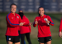 USWNT Training, January 17, 2018