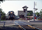 Carlsbad Depot, train, commuter