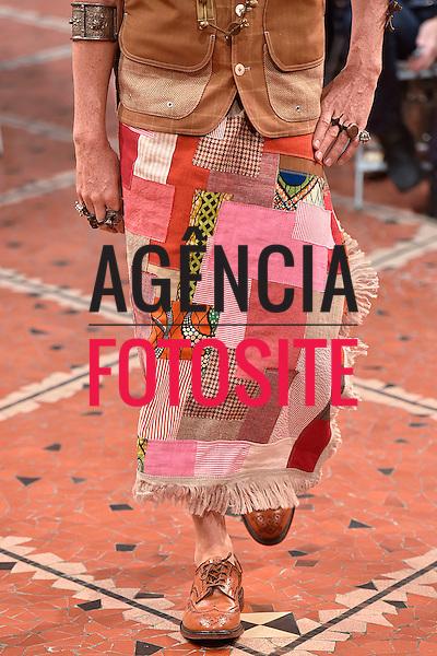 Junya Watanabe-<br /> Paris Menswear - Ver&atilde;o 2016- Junho 2015