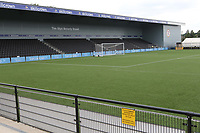 General view of the new Glyn Beverly Stand at Bromley FC during Bromley vs Fulham, Friendly Match Football at the H2T Group Stadium on 6th July 2019