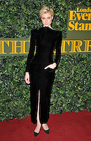 Elizabeth Debicki at the London Evening Standard Theatre Awards 2016, The Old Vic, The Cut, London, England, UK, on Sunday 13 November 2016. <br /> CAP/CAN<br /> &copy;CAN/Capital Pictures /MediaPunch ***NORTH AND SOUTH AMERICAS ONLY***
