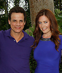 Christian LeBlanc, Melissa Archer-  Actors from Y&R and Days donated their time to Southwest Florida 16th Annual SOAPFEST - a celebrity weekend May 22 thru May 25, 2015 benefitting the Arts for Kids and children with special needs and ITC - Island Theatre Co. as it presented A Night of Stars on May 23 , 2015 at Bistro Soleil, Marco Island, Florida. (Photos by Sue Coflin/Max Photos)