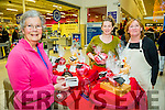l-r  Anne Barrett, Tralee, Caroline O'Connor of Milseoige and Josie O'Donnell from O'Donnell's Bakery Killorglin at the Taste of Kerry at Manor West, Tralee on Saturday