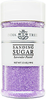 India Tree Lavender Pastel Sanding Sugar, India Tree Sanding Sugars