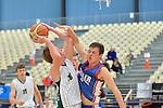 NELSON, NEW ZEALAND - MAY 31: Mainland U17 Basketball Tournament, 31 May 2015, Saxton Stadium, Nelson, New Zealand Photos: Barry Whitnall/shuttersport