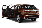 Car images of 2016 Lexus RX Executive 5 Door SUV Doors