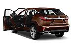 Car images of 2016 Lexus RX Executive 5 Door SUV Doors