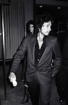 Bob Dylan attends the Songwriters Hall Of Fame held on March 28, 1982 at the Hilton Hotel in New York City.