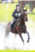 NZL-Courtney Adams rides Pioneer Thiztle during the CCN95 Fiber Fresh Cross Country. 2016 NZL-Puhinui International 3 Day Event. Puhinui Reserve, Auckland. Saturday 10 December. Copyright Photo: Libby Law Photography