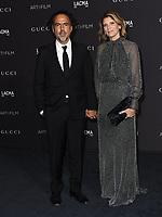 03 November 2018 - Los Angeles, California - Alejandro Gonzalez Inarritu, Maria Eladia Gonzalez. 2018 LACMA Art + Film Gala held at LACMA.  <br /> CAP/ADM/BT<br /> &copy;BT/ADM/Capital Pictures