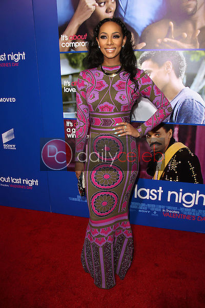 Keri Hilson<br />